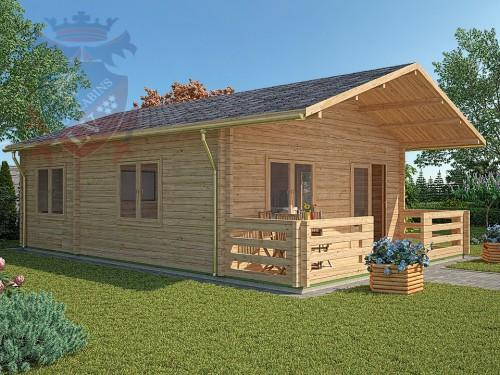 Log Cabins Residential