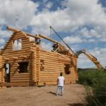 Log Companies Provide Our Clients Cabin Product
