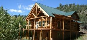 Log Home Acres Red Feather Lakes Colorado Homes Cabins
