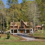Log Home Bellewood Modified