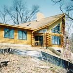 Log Home Builders Wisconsin
