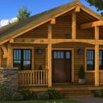 Log Home Building Experience Enjoy Great