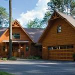 Log Home Company Designs Distributes Manufactures