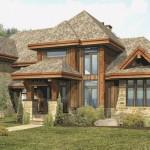 Log Home Floor Plan Tamarack