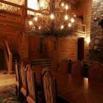 Log Home Handcrafted Hand Hewn Dovetail Caribou Creek