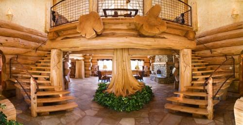 Log Home Has Thus Architects Started Make Luxury