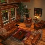 Log Home Interior Design Published Cabin Architecture
