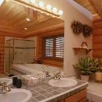 Log Home Interior Photos