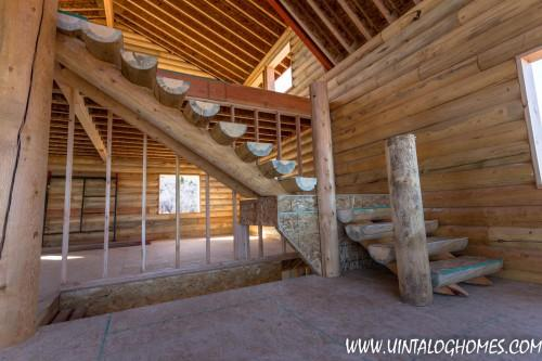 Log Home Kits Packages All States