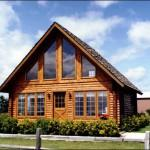 Log Home Living One Our Lake Cottages Starter Homes