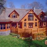 Log Home Living Your Dream Reality