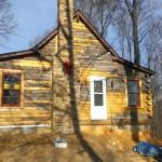 Log Home Maintenance Cleaning Staining Repair Replacement