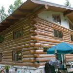 Log Home Maintenance Easy Tips