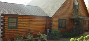 Log Home Maintenance Restoration Jobs Well Cedar