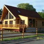 Log Home Models Directory New York Companies
