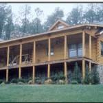 Log Home Month Ward Cedar Homes