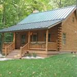 Log Home Plans Build Small Cabin Kits