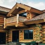 Log Home Store Loghomestore Print