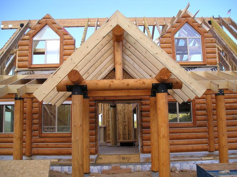 Log Home System Can Help Build Custom Timber Craft