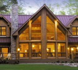 Log Home Plans With Pictures