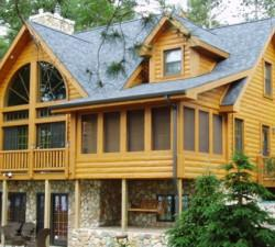 Log Home Designs And Floor Plans