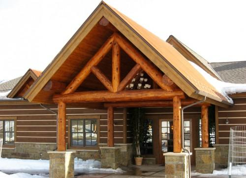 Log Homes Accents Timber Framing Railings Restoration