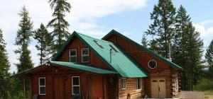 Log Homes Addition