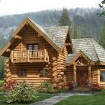 Log Homes All Home Listings Design Courtesy