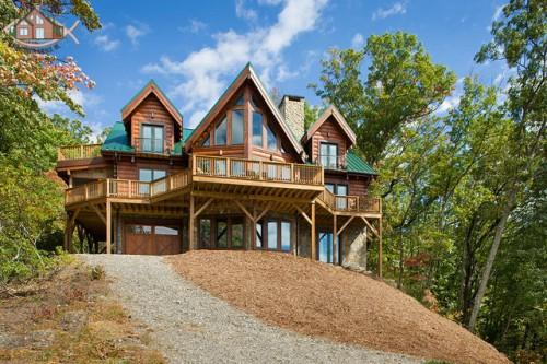 Log Homes America Home Builders