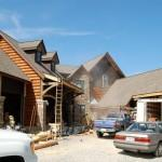Log Homes Architect Creating Timber Frame Castle Mountains