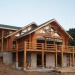 Log Homes Interior Design Garden Furniture Building