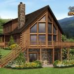 Log Homes Kansas Cabin Builders City Home