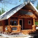 Log Homes Modern Houses Eco
