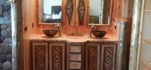 Log Homes Rustic Furnishings