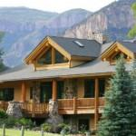 Log Homes Sale Colorado Mountains