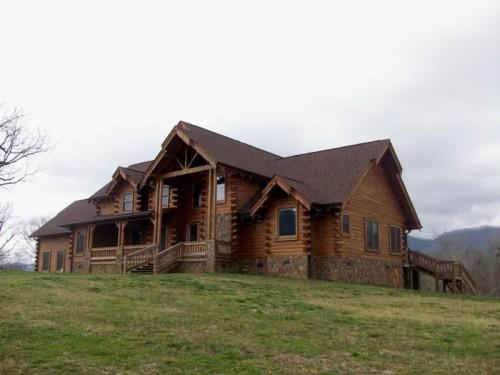 Log Homes Sale Jonesborough Washington