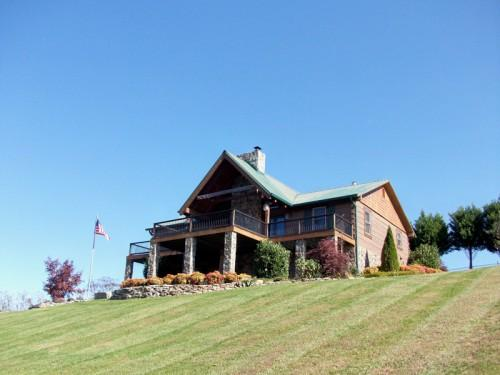 Log Homes Sale South Holston River Bluff City