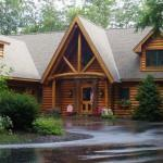 Log Homes Sale
