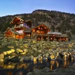 Log Homes Seen Hgtv Amazing Presentation