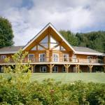 Log Homes Timber Frame Canada