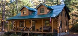 Log Homes Timber Frame Modular Kit