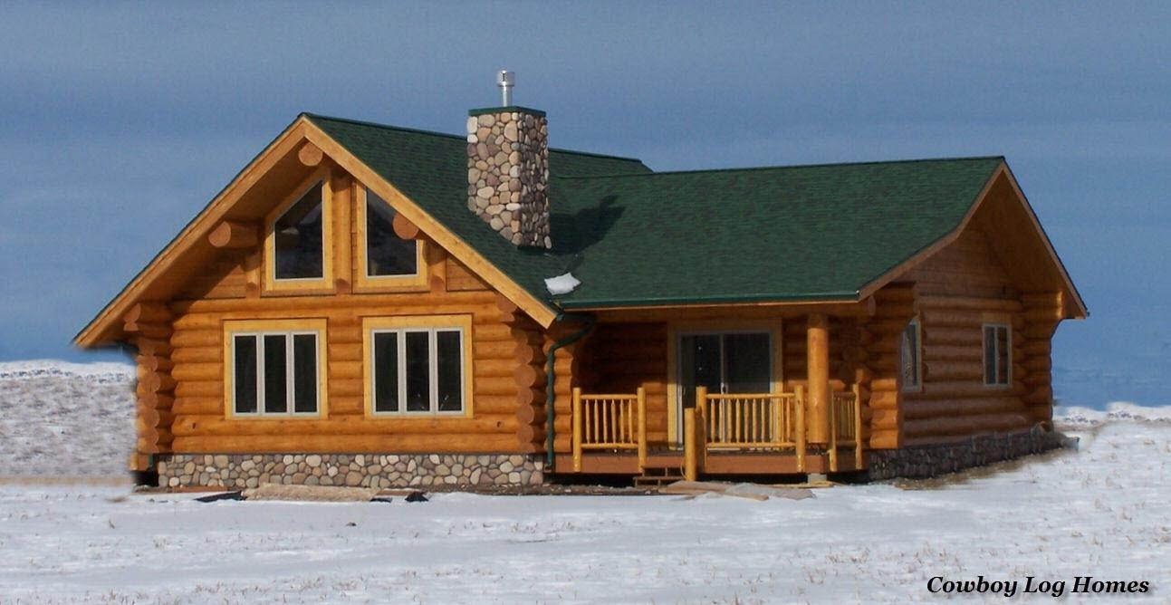 Log Homes Western Red Cedar Handcrafted