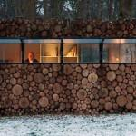 Log House Design Ideas Music Studio Homeconceptdecoration