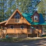 Log Houses Cabin House Plans Home Designs