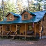 Prefabricated Log Cabins
