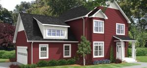 Log Modular Homes Indiana Photos