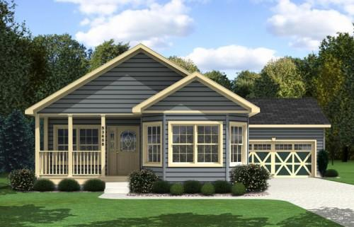 Log Modular Homes Indiana