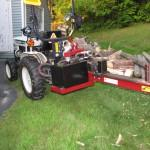Log Splitter Model Attachment Toughest