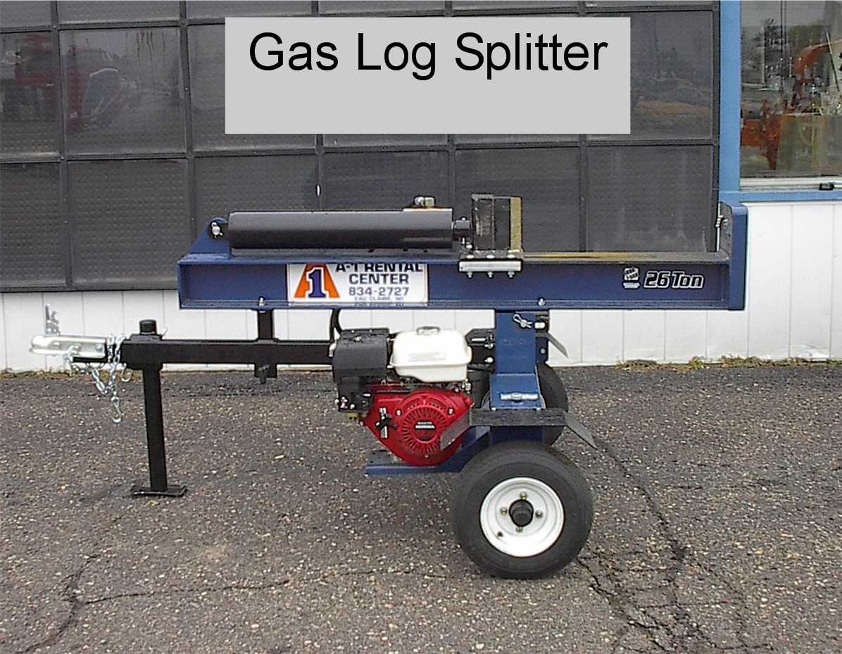 Log Splitter Sale Craigslist