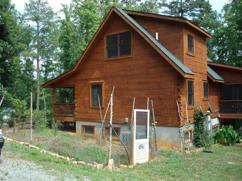 Log Timber Frame Home Additions